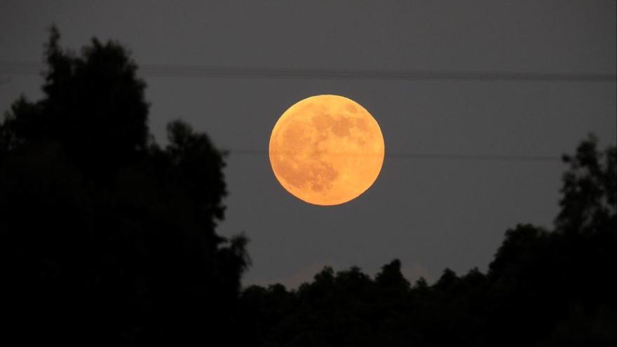 ¿Cuándo habrá noche de luna llena este verano en Castellón?
