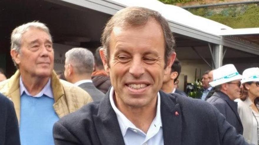 Sandro Rosell reclama al Estado 30 millones por los dos años de prisión preventiva