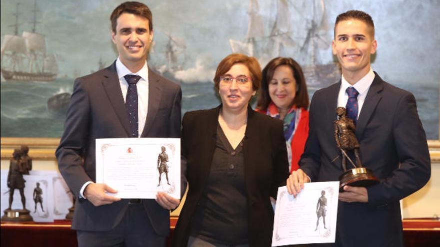 Defensa premia a Cope Canarias