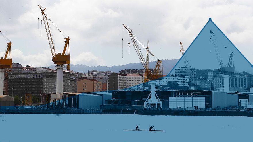 El naval gallego cierra su peor arranque de año en un lustro con dos únicos contratos
