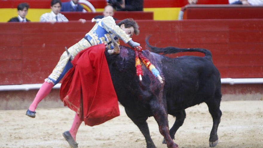 Marcos triunfa  con una mala novillada  de El Freixo
