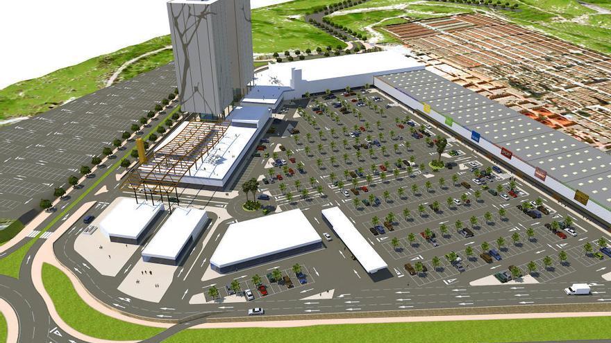 Anuncian la construcción de un gran parque comercial en Cieza