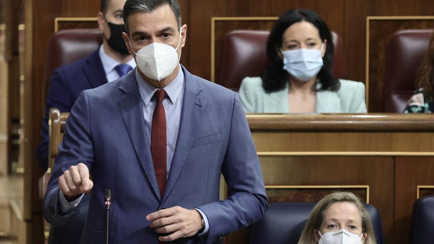 Sánchez responde a Casado que no pactará con Bildu presos por Presupuestos