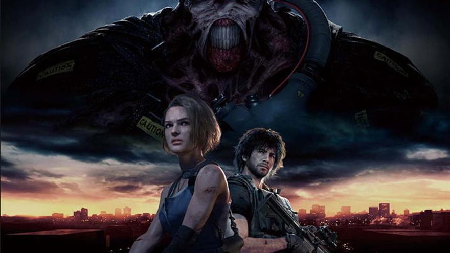 Nemesis reaparece en el impactante primer vídeo de la adaptación de Resident Evil 3