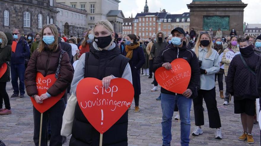 Dinamarca vol expulsar del país els seus refugiats sirians