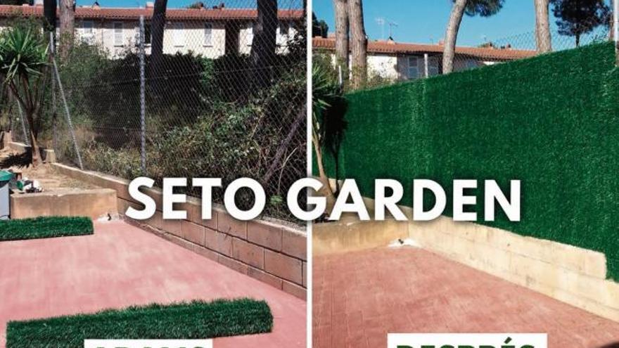 Seto Garden ofereix ocultacions de qualitat