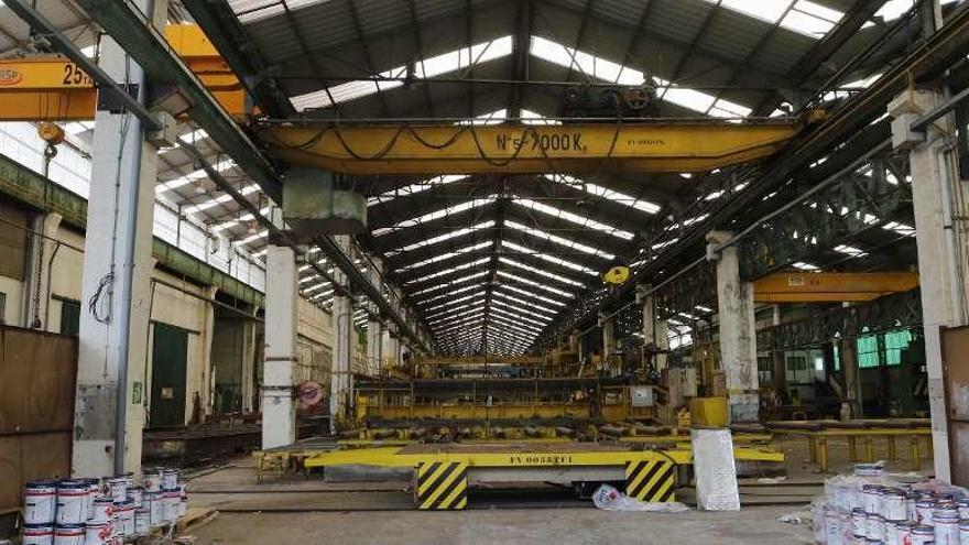 Vulcano retomó el ferri en causa de disolución y con deudas por 46 millones