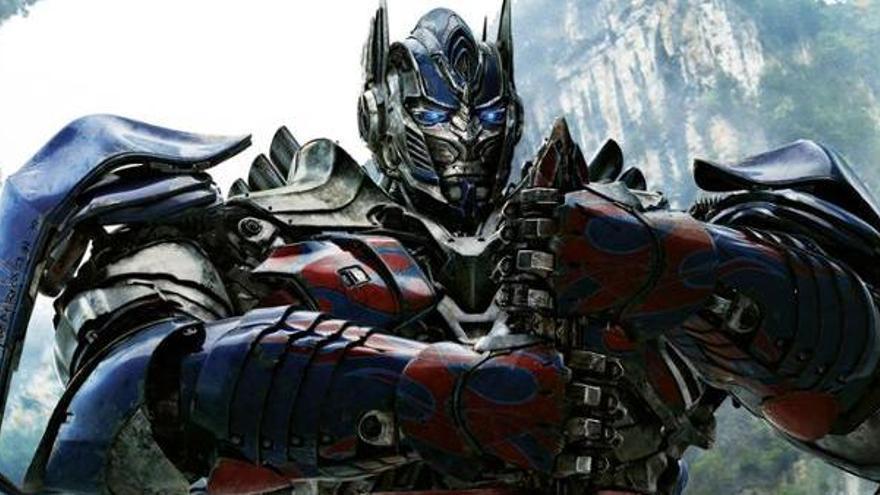 'Transformers: El último caballero': Apocalipsi robòtica