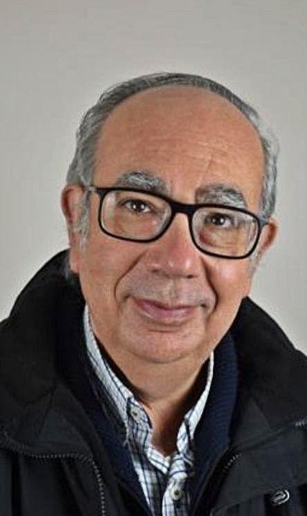Francisco J. Fresno, delegado de Cofradías y Hermandades   Cedida