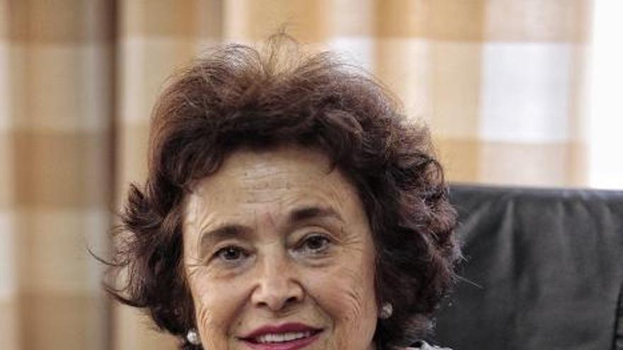 """María Dolores Pelayo: """"La ola nacional ayudó, pero el PSC-PSOE sabrá gobernar"""""""