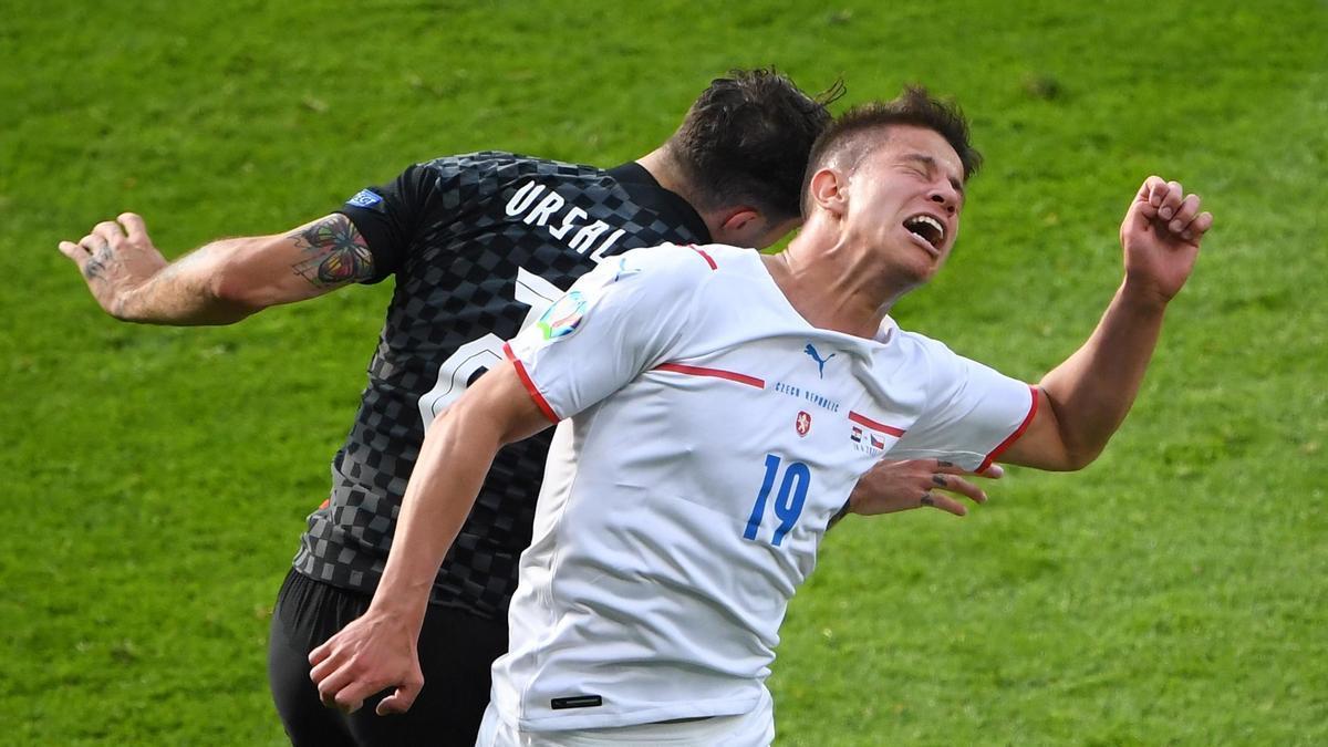 Croacia no pasó del empate ante la República Checa.