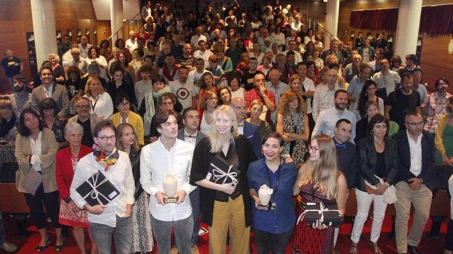 El cine más social levanta el telón del Festival Internacional de Cortos de Bueu