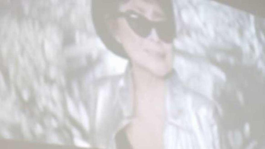 """""""Yoko Ono estuvo mal vista porque se denuesta a la mujer que no sigue el rol del patriarcado"""""""
