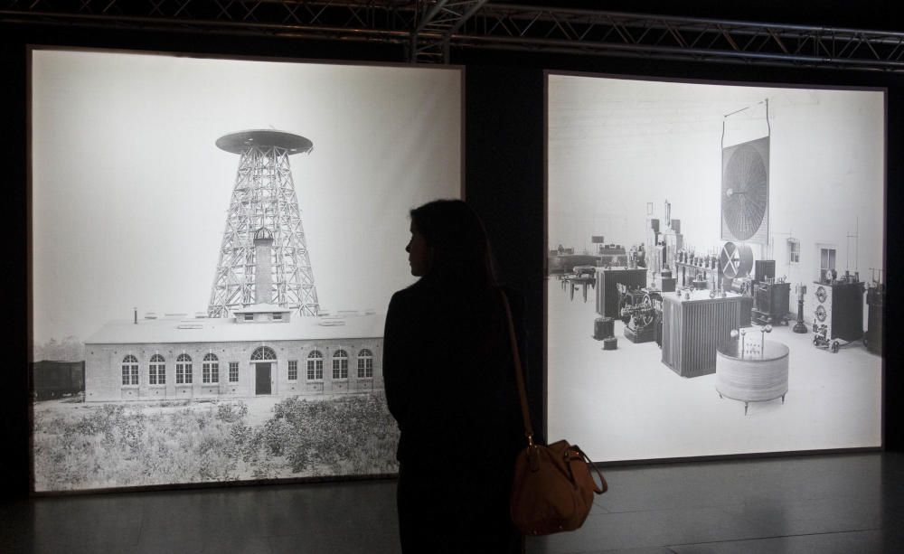 La exposición de Nicola Tesla en el Príncipe Felipe