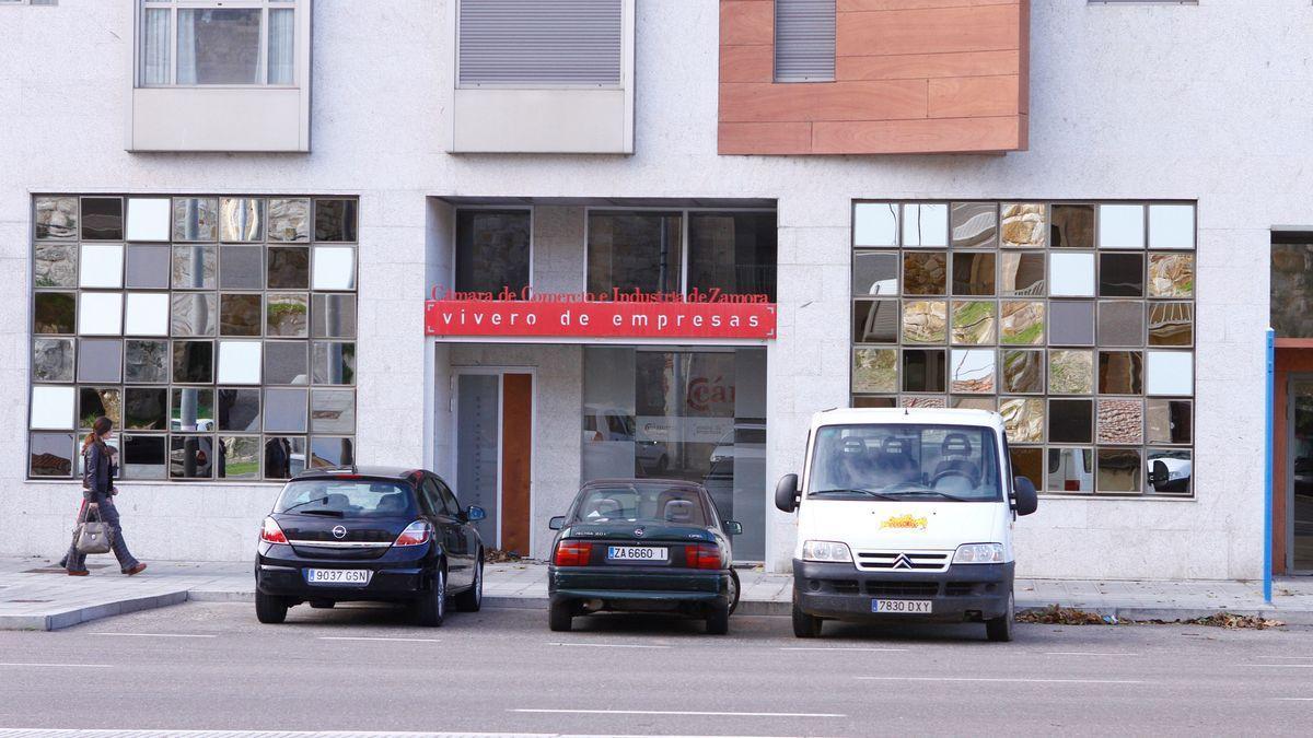 Vivero de empresas de la Cámara de Comercio de Zamora