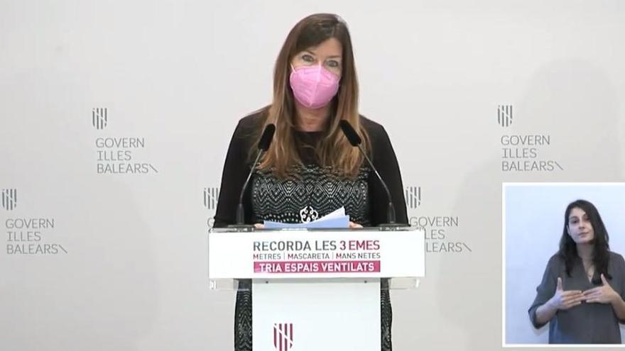 Balearen-Regierung verbietet Sant Antoni- und Sant Sebastià-Fiestas