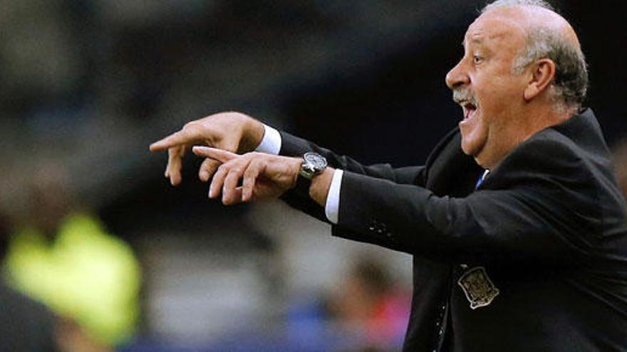 """Del Bosque: """"No todo es ganar"""""""