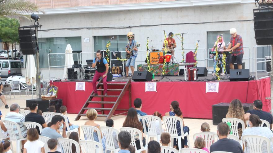 Terrisserets inicia con éxito su cartel cultural infantil en l'Alcora