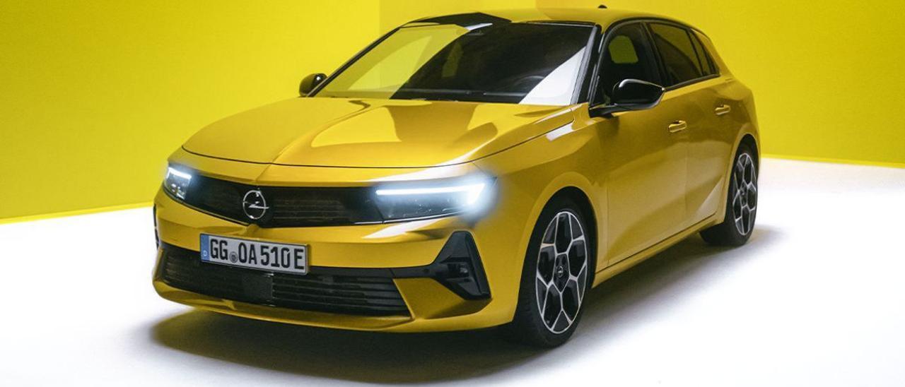Opel GP Automoción apuesta por la electrificación con una amplia gama de vehículos eléctricos e híbridos enchufables