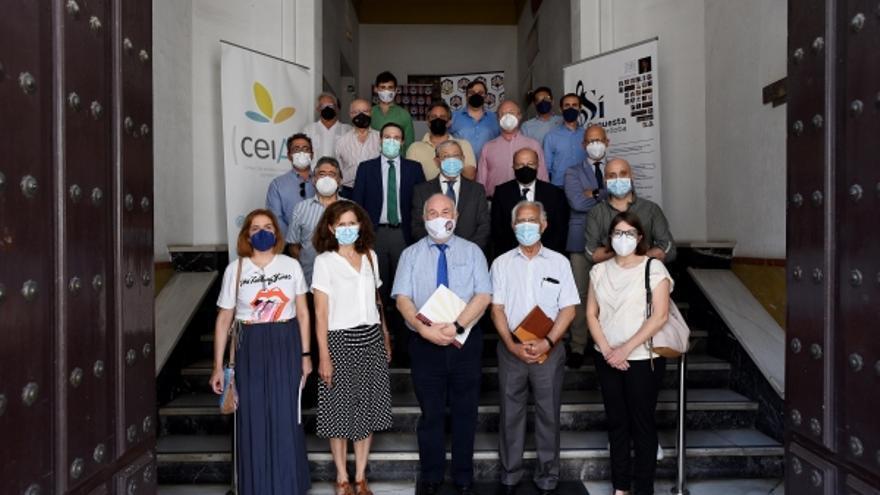 El Consejo Social de la UCO estrecha lazos con los colegios profesionales de Córdoba