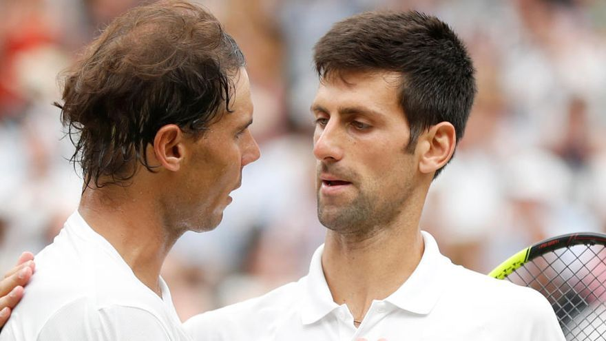 Nadal i Djokovic, final històrica de Roland Garros