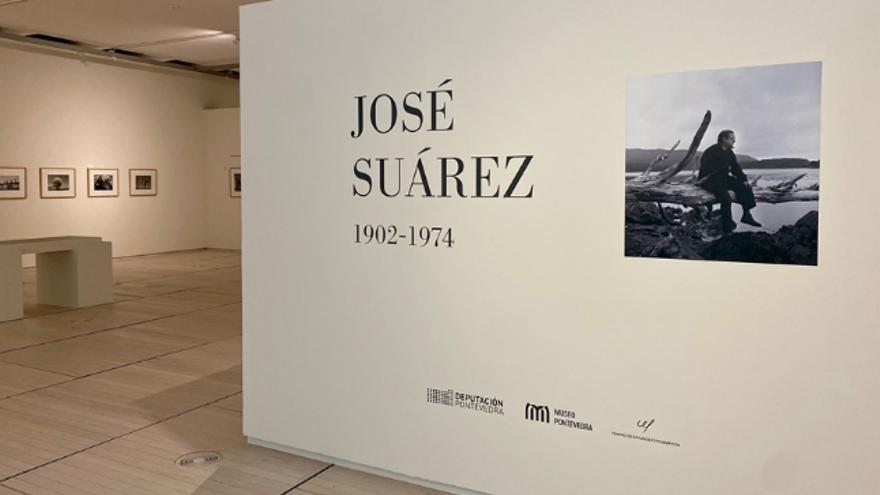 Visitas guiadas á exposición José Suárez. 1902 1974