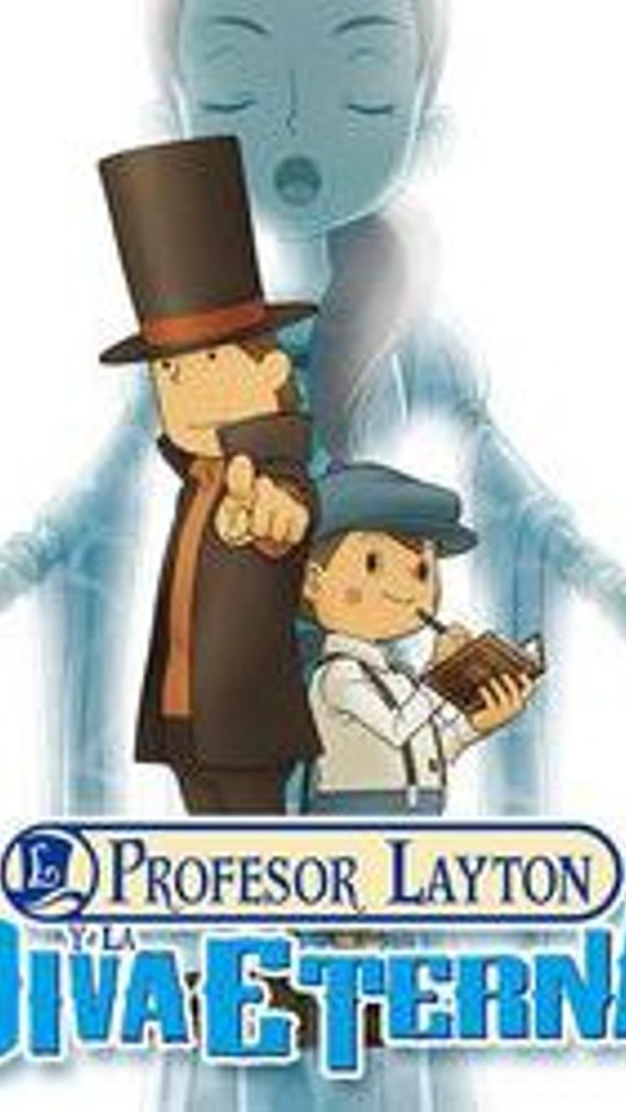 El profesor Layton y la diva eterna