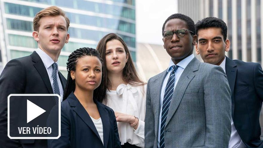 Así es 'Industry', un afilado retrato del mundo de las finanzas que llega a HBO