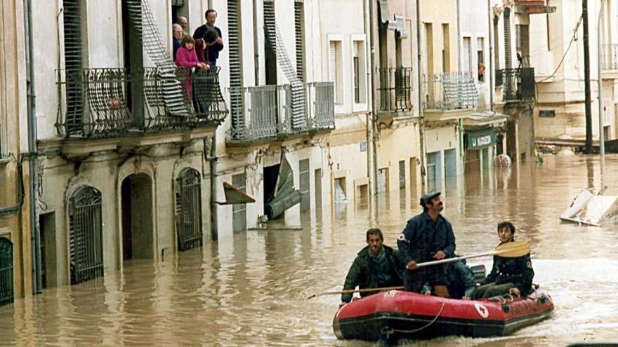 Y las aguas engulleron la Ribera