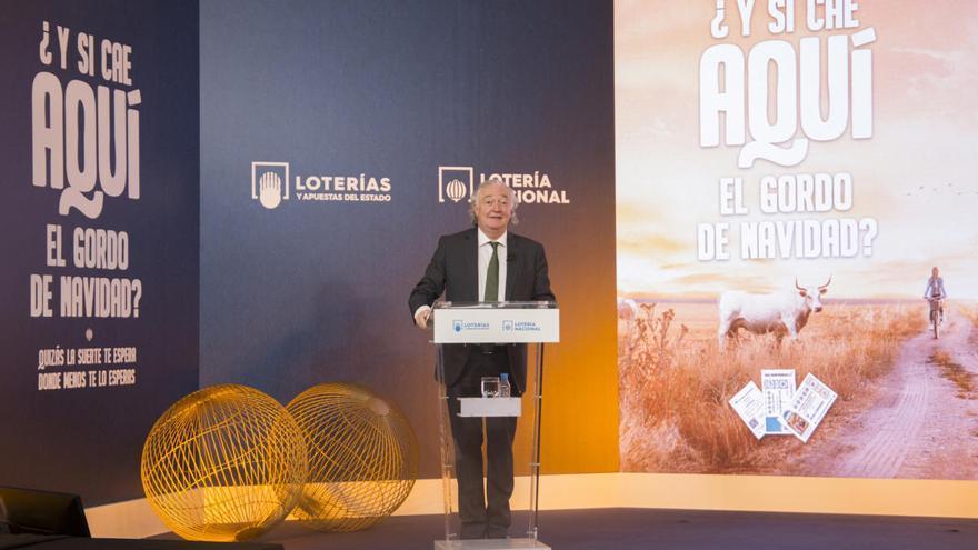 La Lotería de Navidad repartirá 2.408 millones de euros en premios