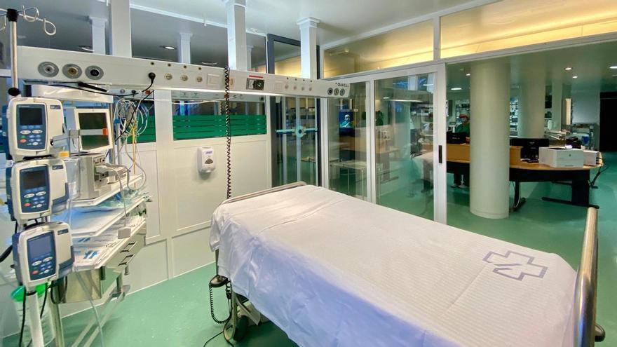 Aumentan los pacientes graves por covid-19 en Pontevedra