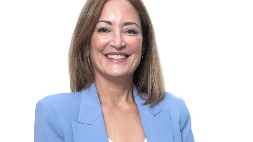 Mercedes Morales ofrece más formación y más participación de los colegiados
