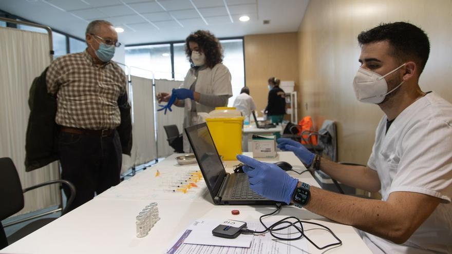 Así es la vacunación de hoy, martes, en Zamora: horarios y generaciones