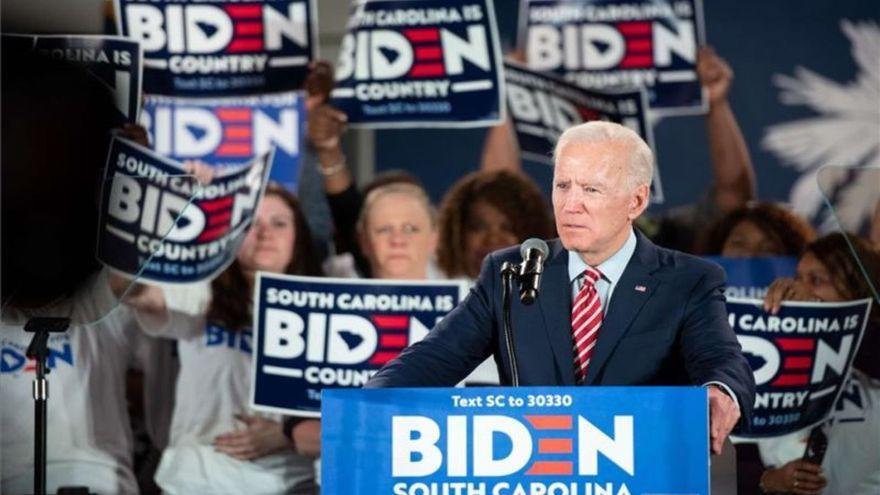 A Biden se le atraganta su Gabinete en el Congreso