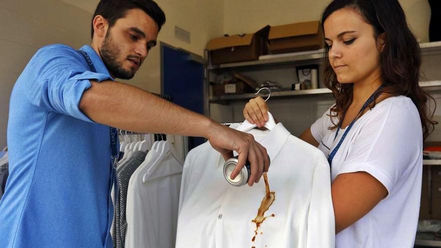 La ropa que no huele ni se mancha repele también el coronavirus