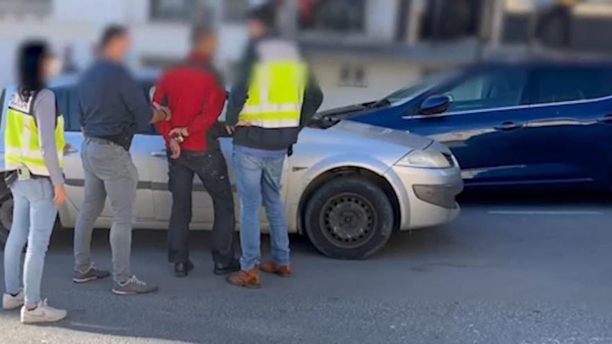 Así fue el brutal asalto de tres vigilantes de seguridad a la urbanización de Estepona donde trabajaba uno de ellos