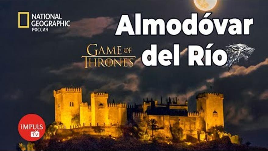 National Geographic rueda en Almodóvar un documental sobre 'Juego de Tronos'