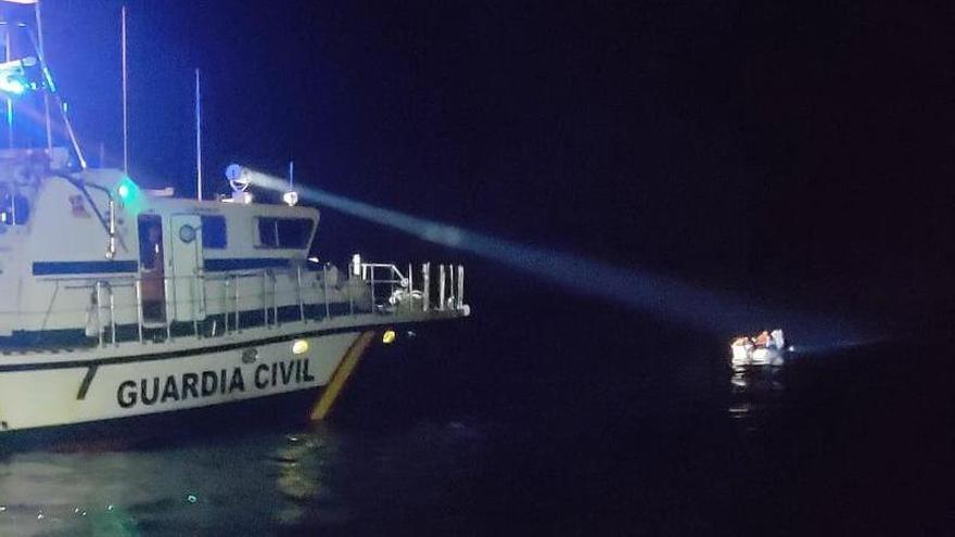 Llegan a Baleares otras 66 personas en seis pateras