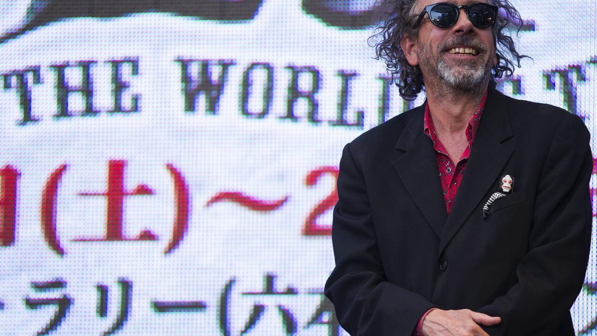 Tim Burton, en una imagen de archivo