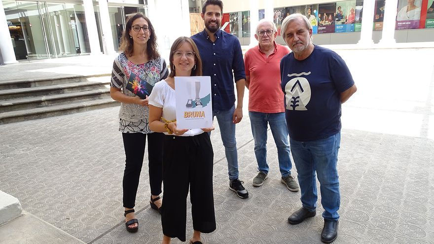 L'espectacle 'Bruna, el musical' es podrà veure en tres poblacions de la Catalunya Central