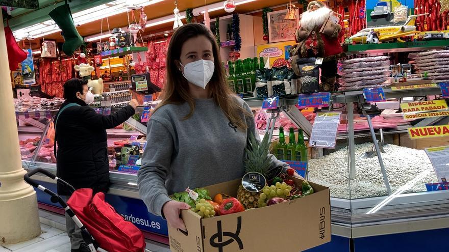 El mercado del Fontán, a un click de casa