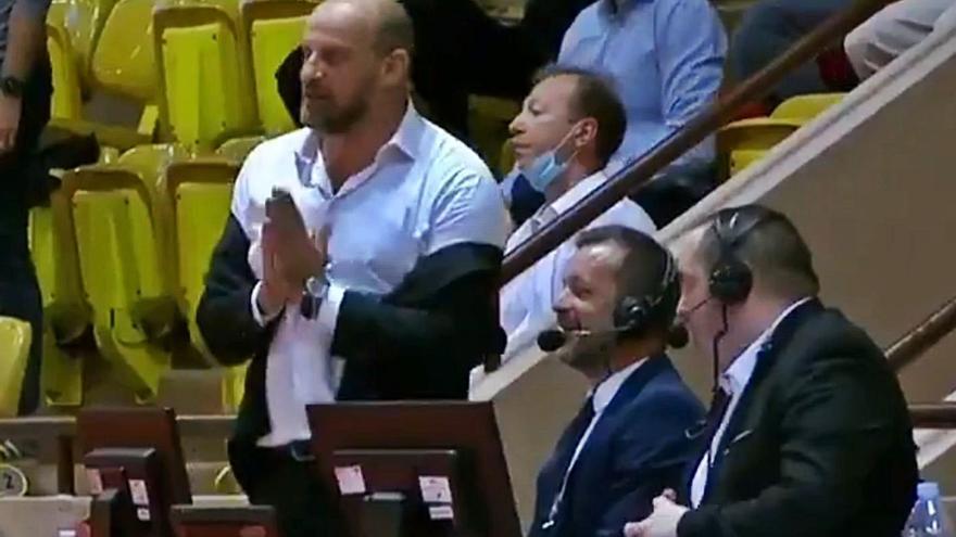 Zvezdan Mitrovic, un técnico demasiado temperamental