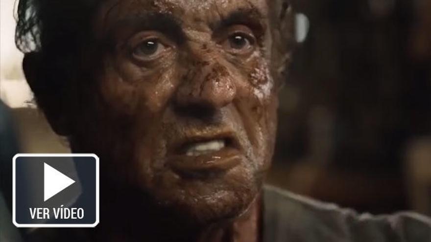'Rambo' vuelve y protagoniza los estrenos de cine de la semana