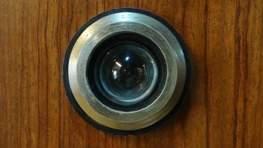 Mirillas digitales o cámaras de vigilancia, la revolución de la seguridad en el hogar