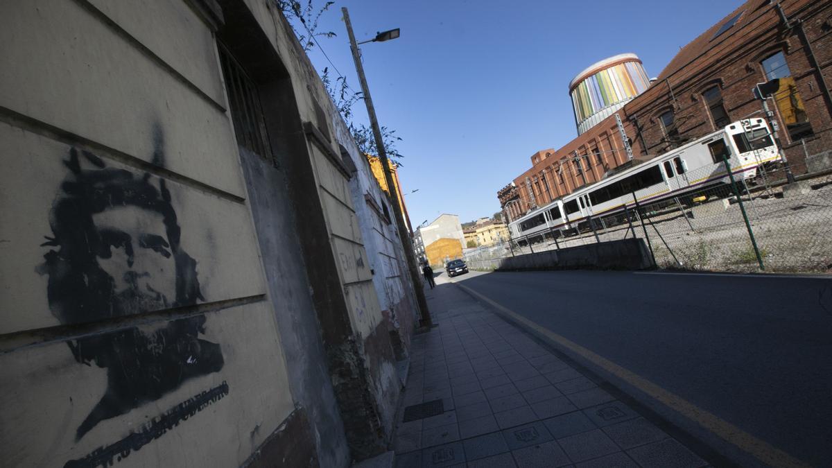 La calle Francisco Ferrer