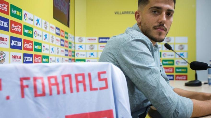 """Fornals: """"El Villarreal y su gente merecían que me despidiera como toca"""""""