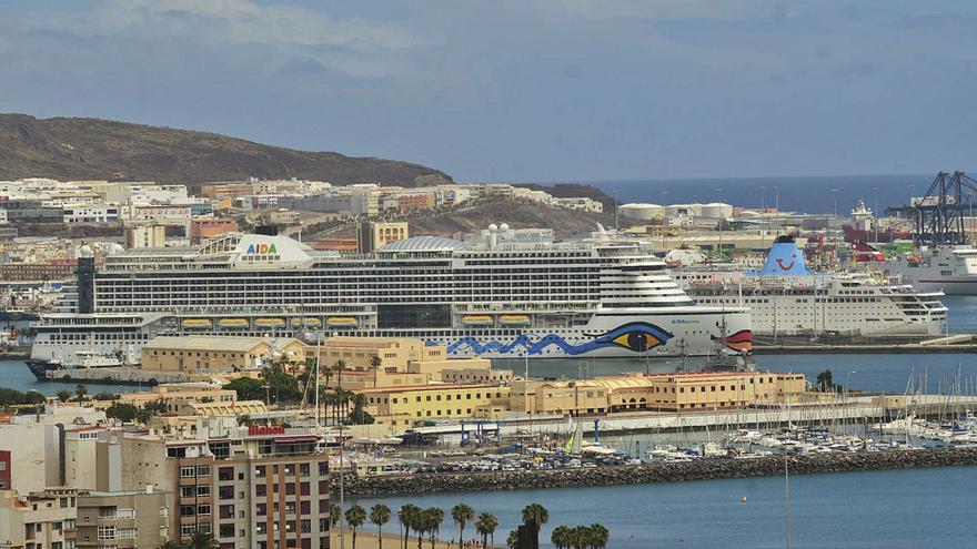 La rama británica de TUI cancela  sus cruceros por Canarias hasta abril