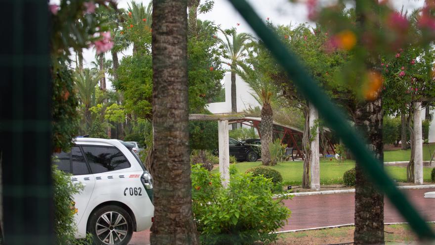 La Guardia Civil busca a un italiano como autor de los disparos en una fiesta en Ibiza