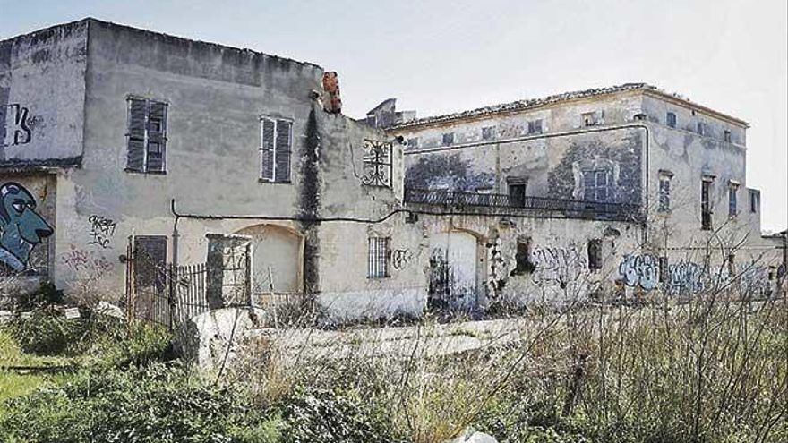Cort ordena a Cursach que reconstruya y proteja las casas de la possessió de Son Cabrer