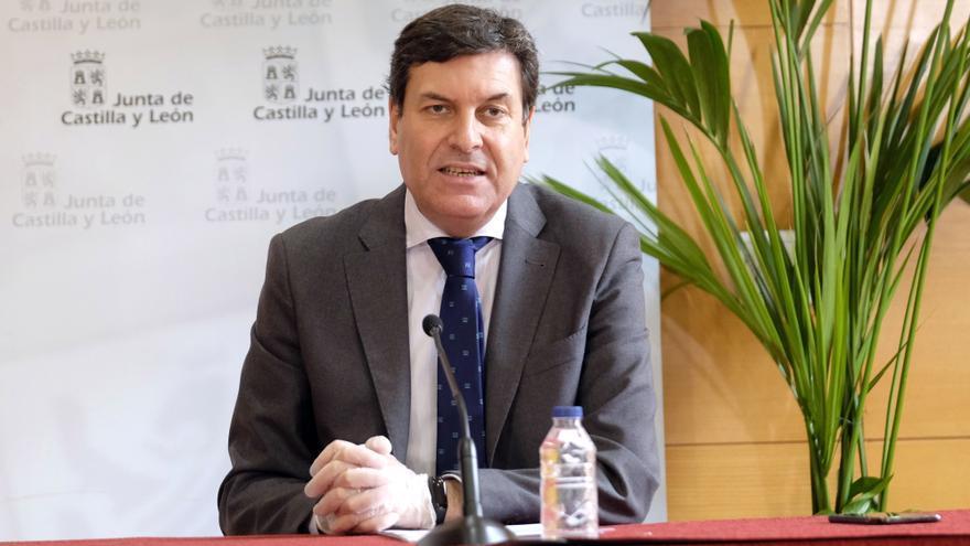 Carriedo exige la convocatoria  del Consejo de Política Fiscal y Financiera antes de final de mes